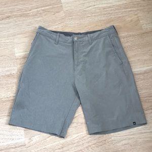 Men's quiksilver amphibian shorts